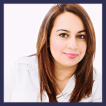 Hira Ali's Headshot