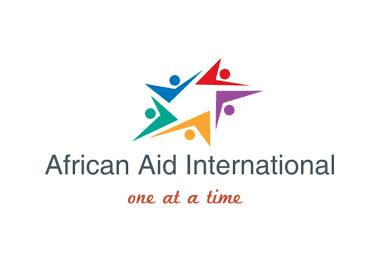 WTG's corporate partner - African Aid International's logo