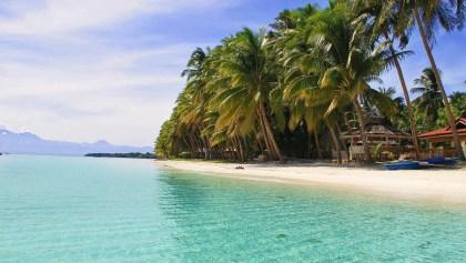 Белые пляжи острова Боракай