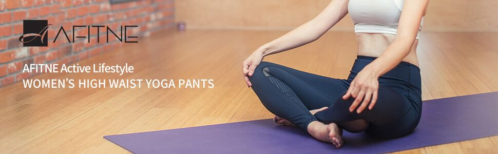 Waist Yoga Pants