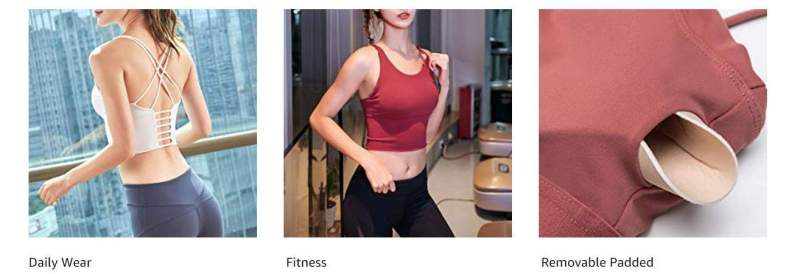 Alex vando women fitness top