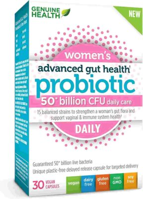 genuine health best probiotic