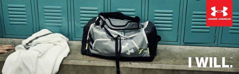 under armour gym duffle bag 1