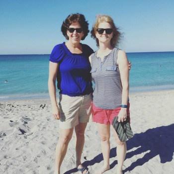 Vicki and Amy Women who Money