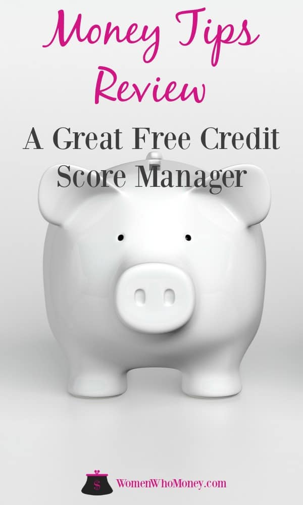 This review of MoneyTips was completed by Vicki, one of the co-founders of Women Who Money. She is actively using Moneytip's Free Credit Score Manager and other tools to help grow her credit score and learn more about debt optimization. You can see her usingthe Moneytip's online tools in her account in the video link at the bottom of the post! #creditscore #creditmanager #moneytips