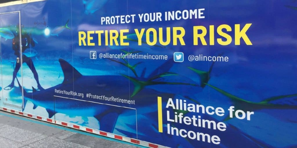 Alliance for lifetime income Protect Your Income Retire Your Risk Retirement Day