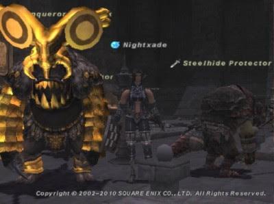 Final Fantasy XI - Nightxade