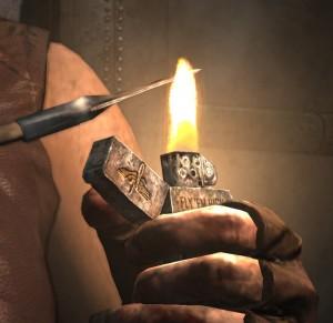 Tomb Raider Diaries 6 lighter