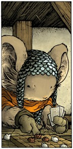 Mouse Guard, by David Peterson. Archaia Studios Press.