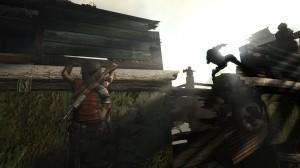 Tomb Raider bridge