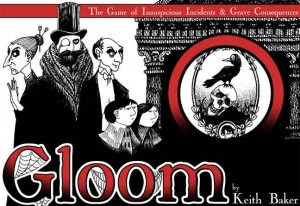 Gloom by Keith Baker