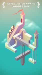 Monument Valley app store Ustwo studios