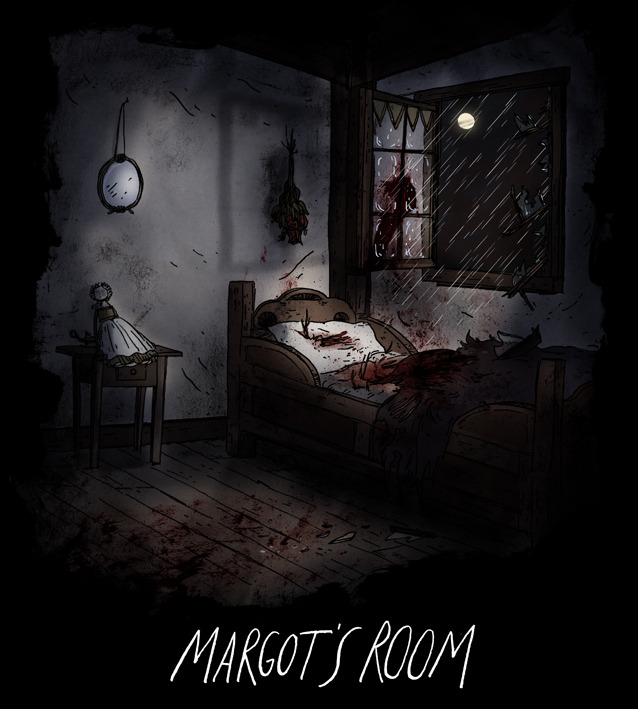 Emily Carroll margotroom title page