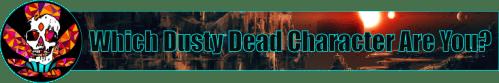 Dusty Dead, Silverstring Media, 2015