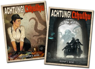 Achtung! Cthulhu, Modiphius Entertainment, 2013