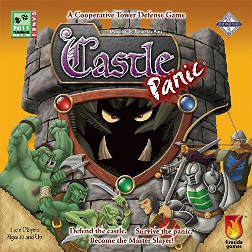 Castle Panic, Fireside Games