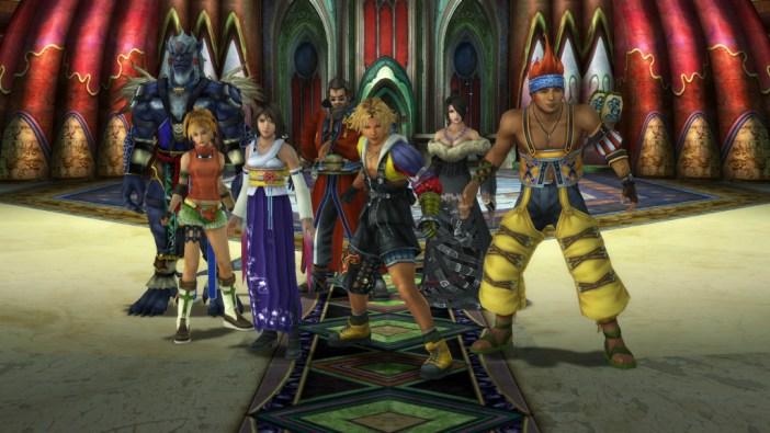Final Fantasy X, Square, 2001
