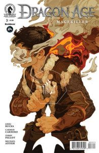 Dragon Age: Magekiller #3 | Dark Horse Comics