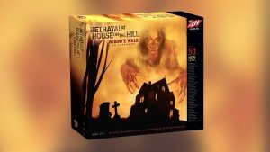 Betrayal at the House on the Hill: Widow's Walk, Avalon Hill, 2010