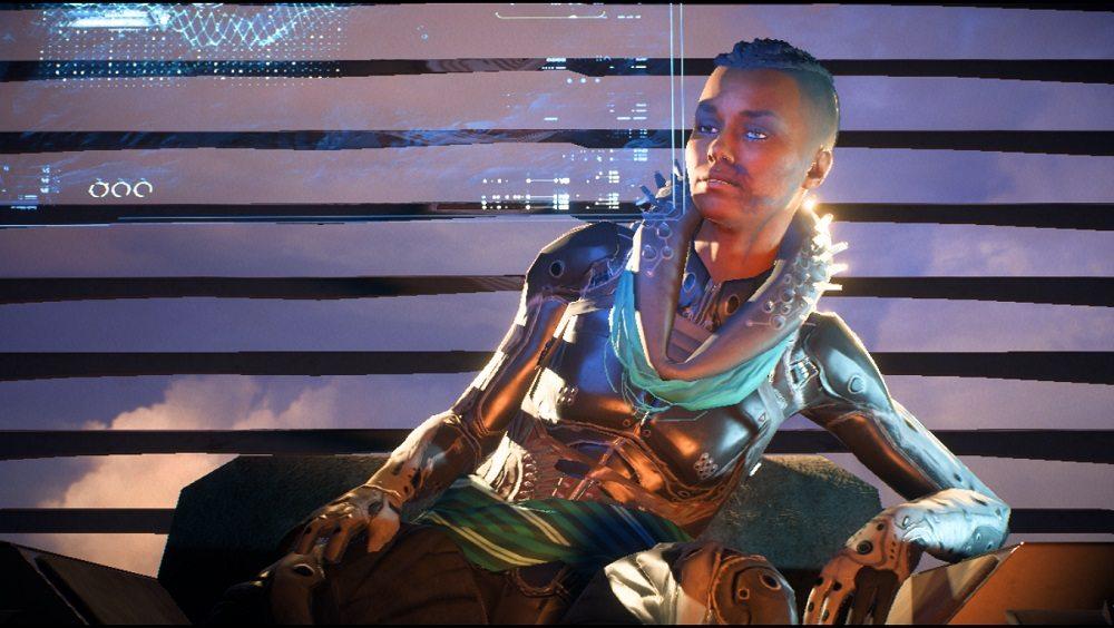 Mass Effect Andromeda Diaries (BioWare 2017)