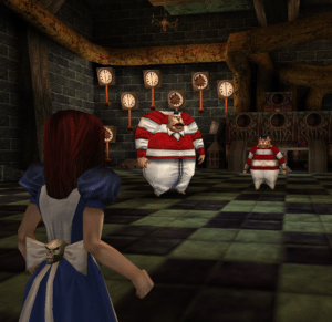 American McGee's Alice. Roge Entertainment. Electronic Arts. 2000.