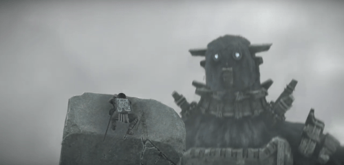 Shadow of the Colossus, SCE Japan Studio, Sony Computer Entertainment, 2005