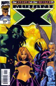 Mutant X, Marvel Comics, 1996