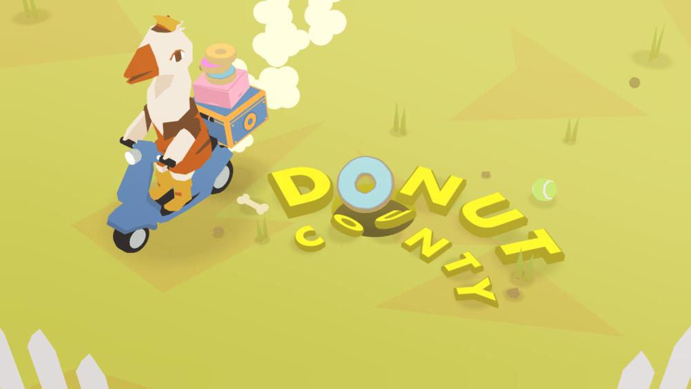 Donut County, Ben Esposito, Annapurna Interactive, 2017