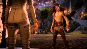 Cole in Dragon Age Inquisition