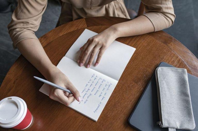 Дневник предоставляет место для ваших мыслей