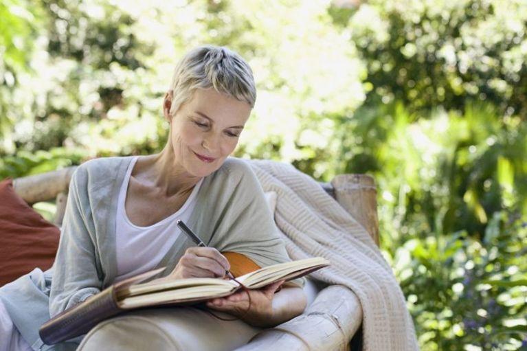 Ведение дневника помогает уменьшить стресс
