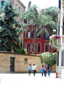 Venedig 26 Venezianischer Garten 2