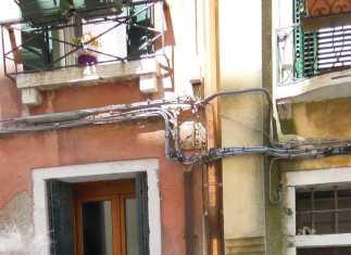 Venedig 34 Venedig Elektroverkabelung 3