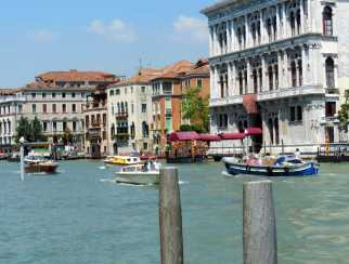 Venedig 42 Venedig Canal Grande 3