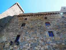 Bolsena 32 - Burg - Festungsmauer 1