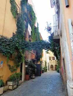 Rom 4 - Travestere Seitenstrasse 1