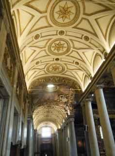 Rom 8 - Santa Maria Maggiore 5 Seitenschiff