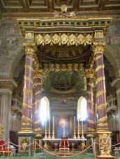Rom 8 - Santa Maria Maggiore 7 Altar 2