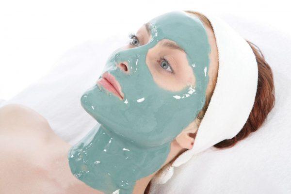 Alginate mask para mapigilan ang balat sa mukha