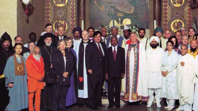 With Kofi Annan, 7th SG of the UN
