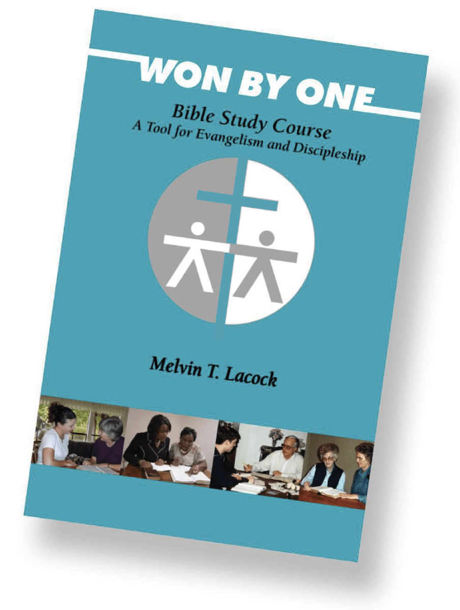 English Won By One Bible Study Course Book