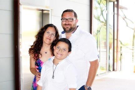Joshua Yanow & Family