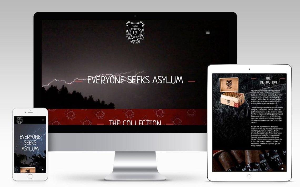 Asylum Web Design
