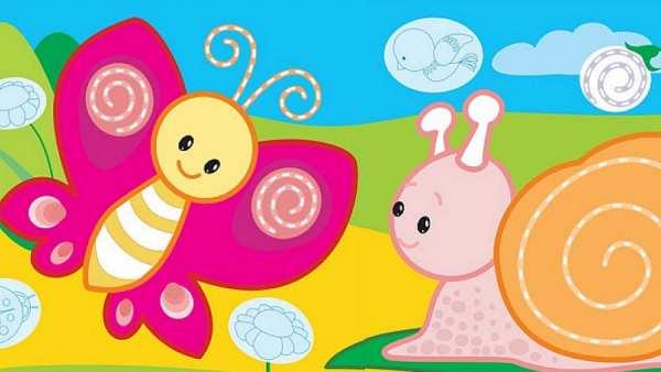 Раскраски для детей 4 лет. Скачать и распечатать бесплатно