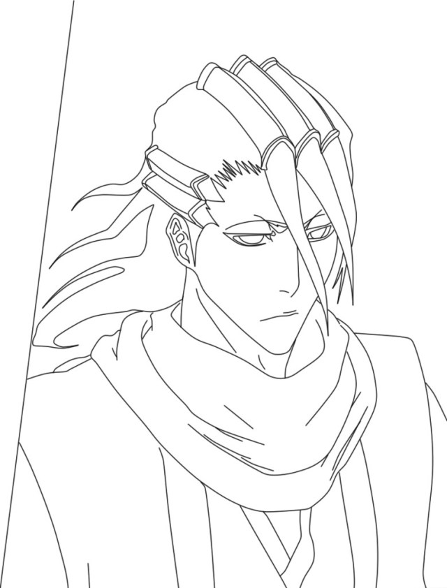 Bleach coloring pages - 28 Printable coloring pages