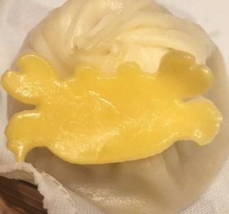 Crab soup dumpling