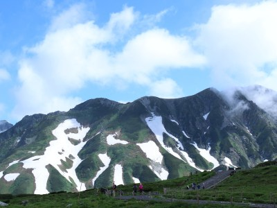 Path to Mt. Oyama