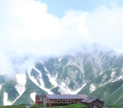 Scenery of Oyama