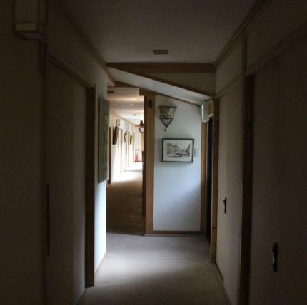 Corridor of Kirino sato Takahara
