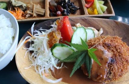 Lunch at Kirino sato Takahara